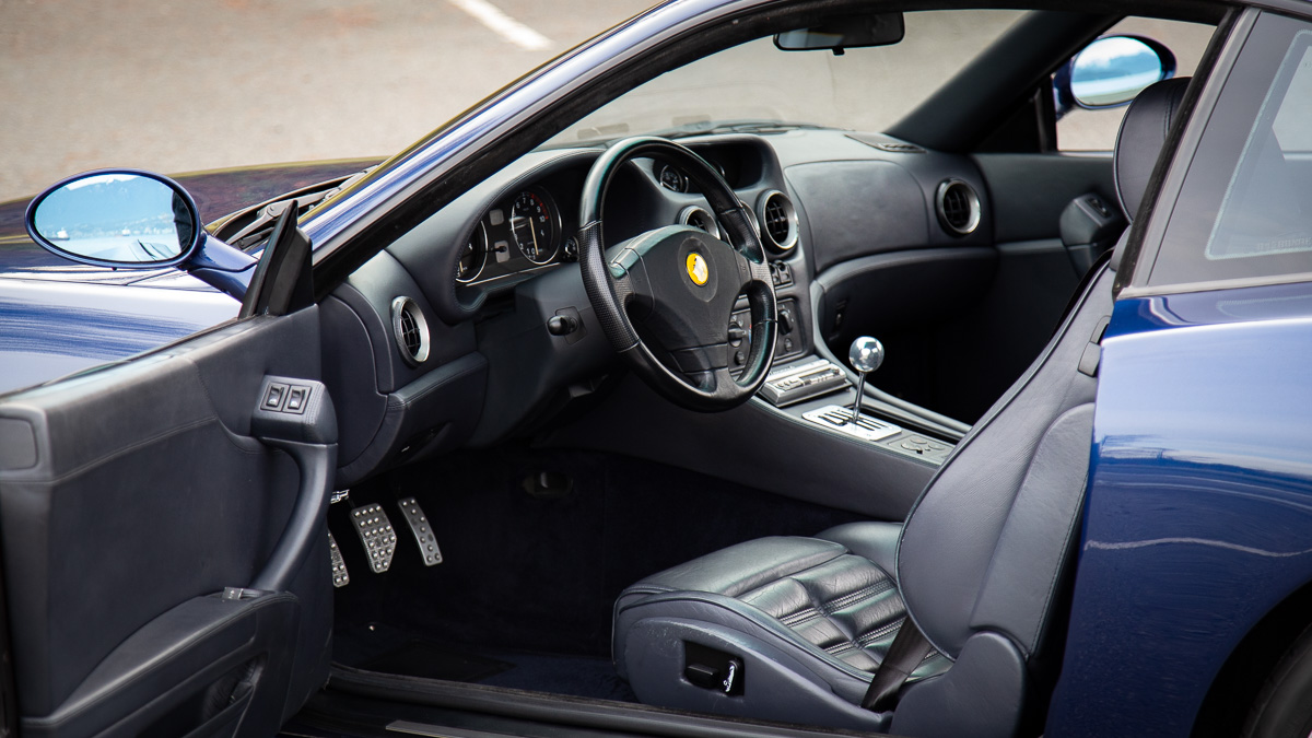 Ferrari 550 Maranello full