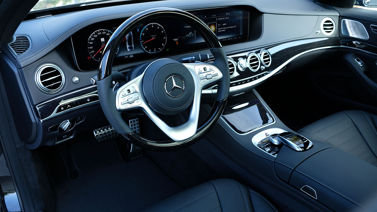 Mercedes-Benz S560 4Matic full