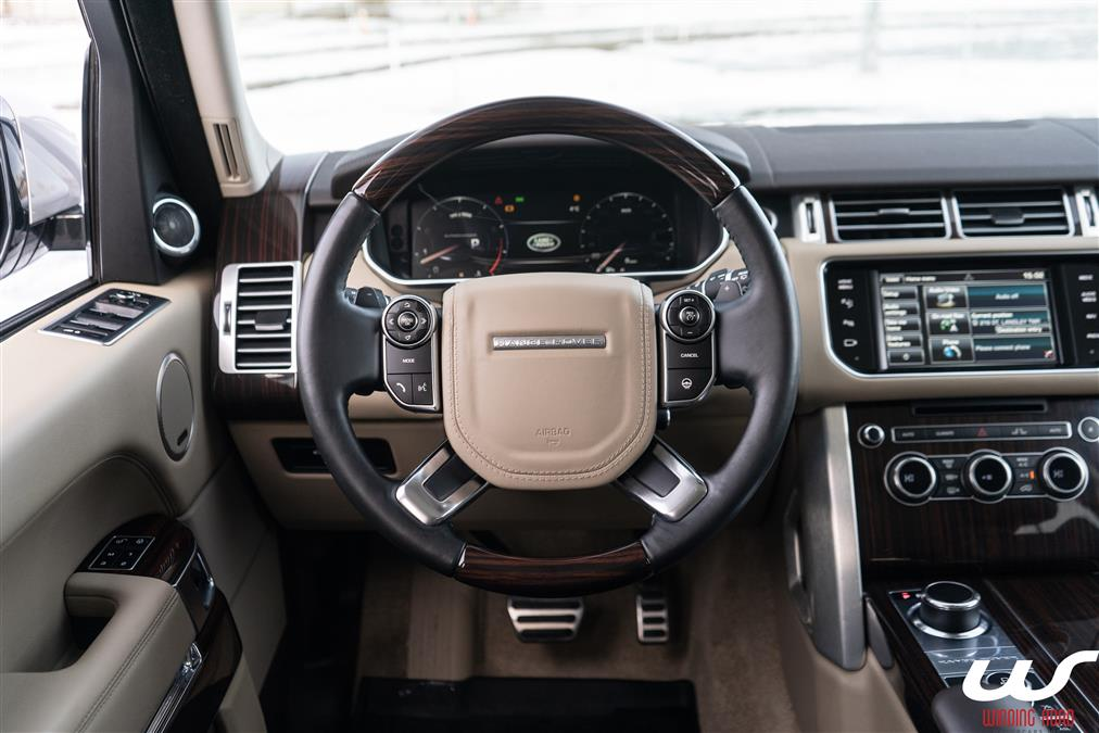 Range Rover Supercharged full