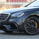 Mercedes Benz S63 AMG Sedan full