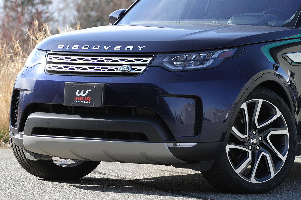 Land Rover Discovery TD6 HSE LUX full